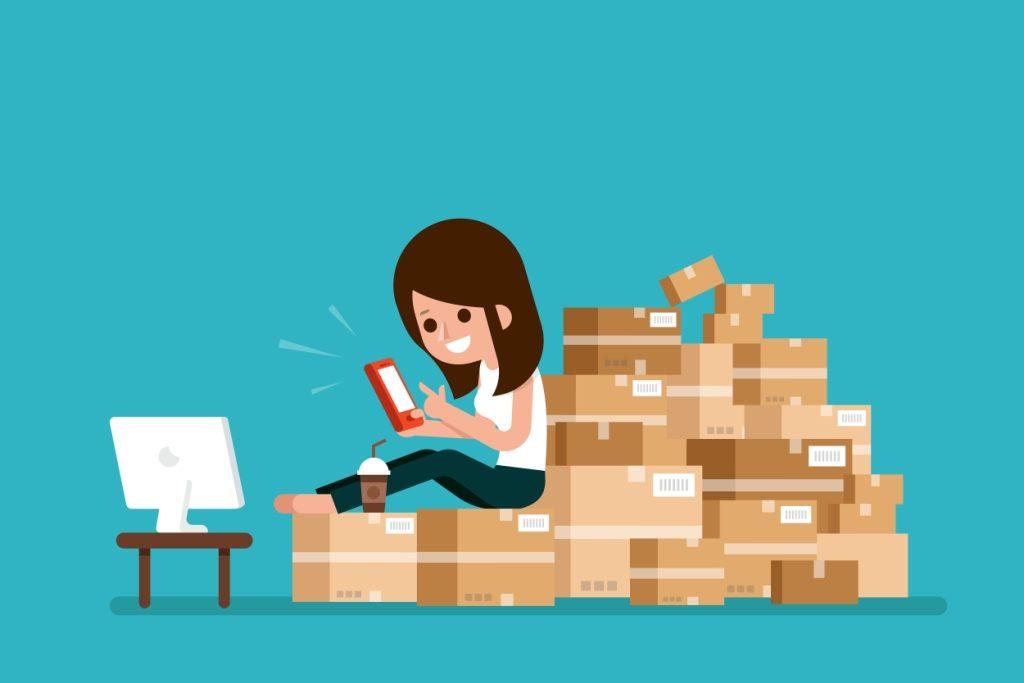 Kinh doanh online mặt hàng gì là đúng?