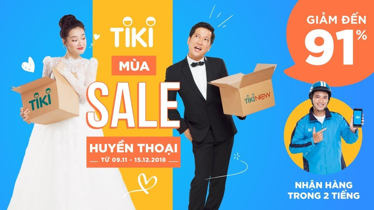 Tiki là gì? Tiki Now là gì? Lý do khiến Tiki liên tục dấn thân vào showbiz
