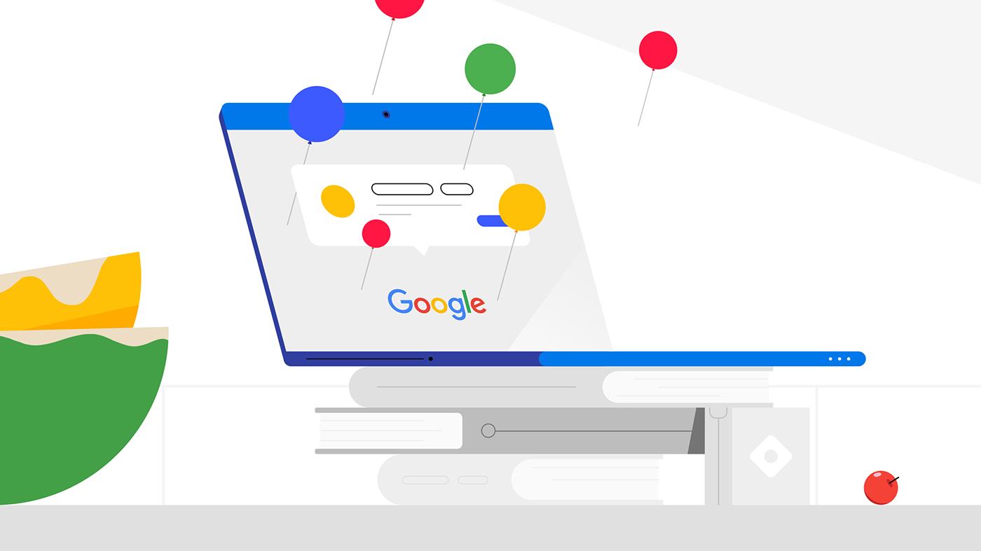 Lịch sử hình thành Google