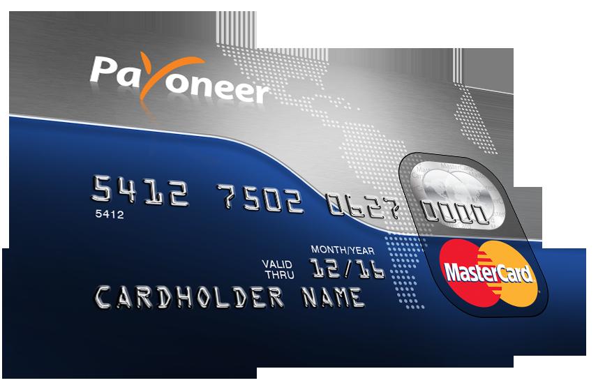 Payoneer là gì? Thẻ Payoneer