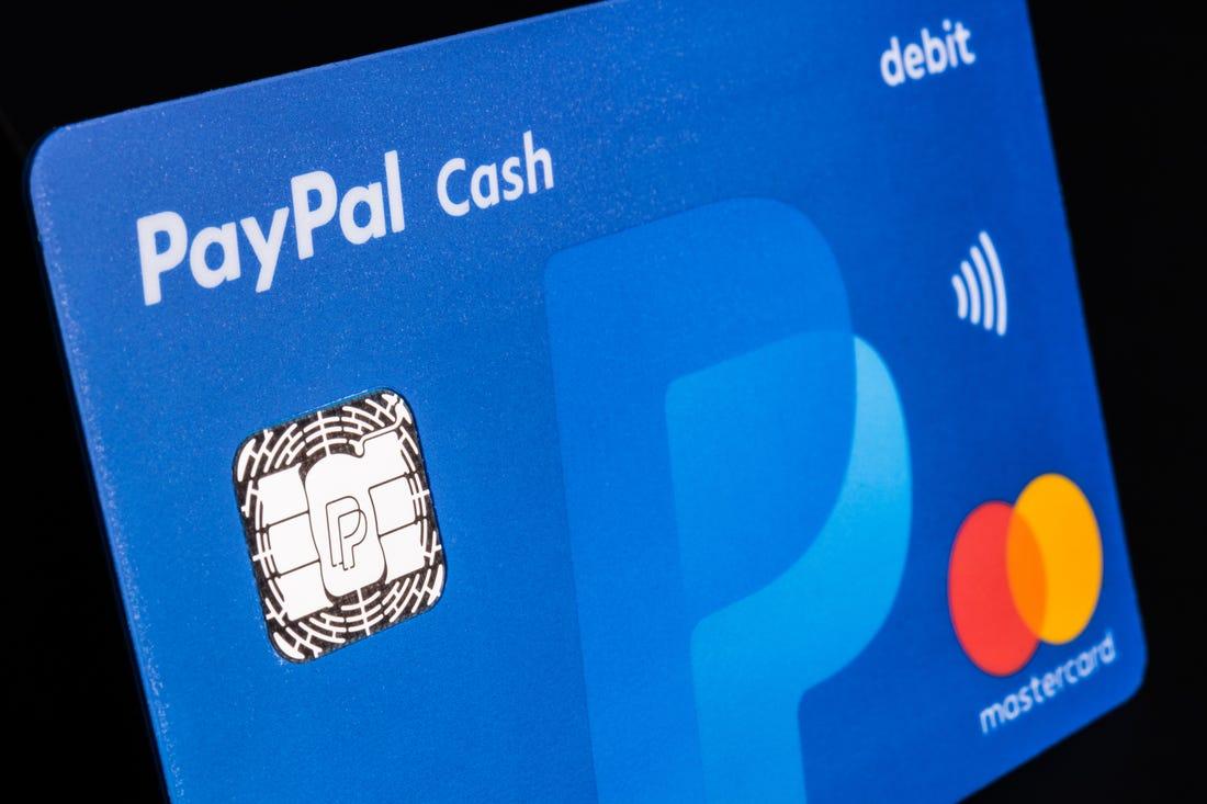 Thêm thẻ ghi nợ Paypal là gì?