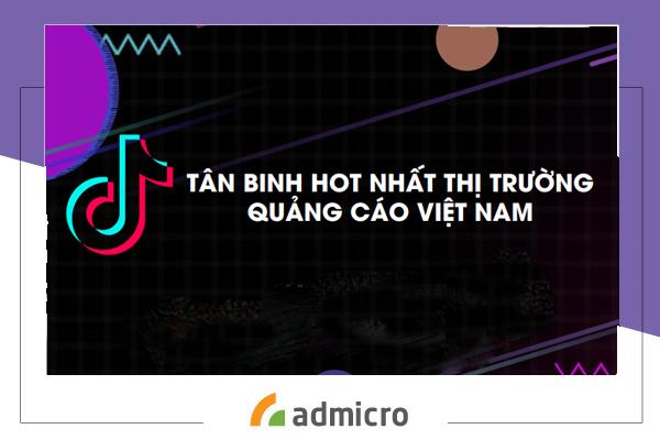 Tik Tok ads - tân binh lớn mạnh tại Việt Nam