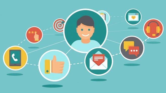 Liệt kê tất cả những điểm chạm có thể tác động tới khách hàng