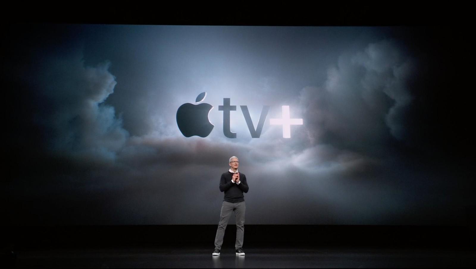 Apple rất lạc quan vào sự phát triển của TV+