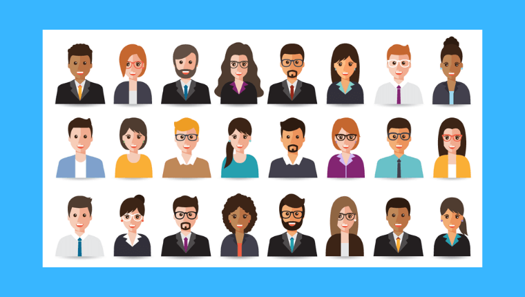 Hồ sơ Personas của bạn và xác định mục tiêu của khách hàng
