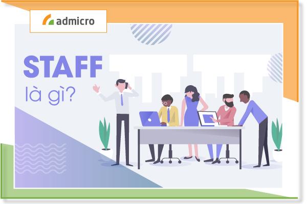 staff là gì