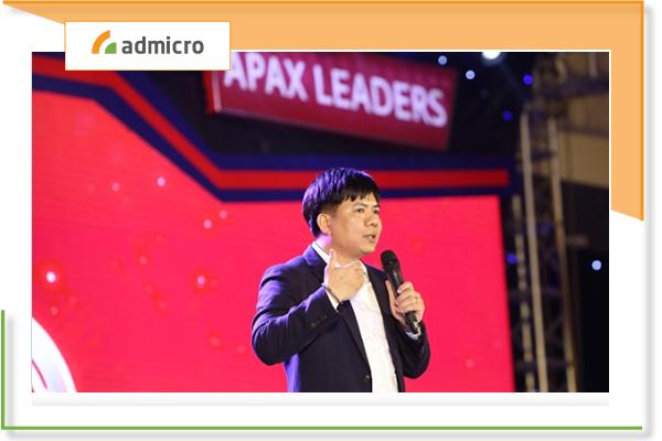 Đại sứ thương hiệu Apax Leaders