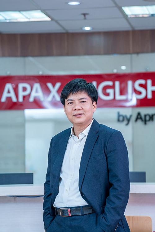 Shark Nguyễn Ngọc Thủy - Đại sứ thương hiệu Apax Leaders