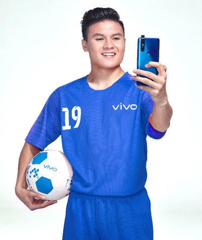 Điểm mặt đại sứ thương hiệu Vivo