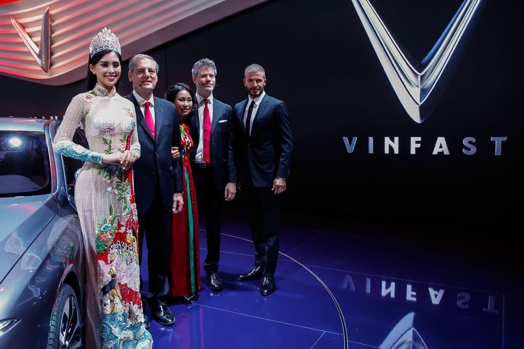 Chiến lược đại sứ thương hiệu Vinfast 1
