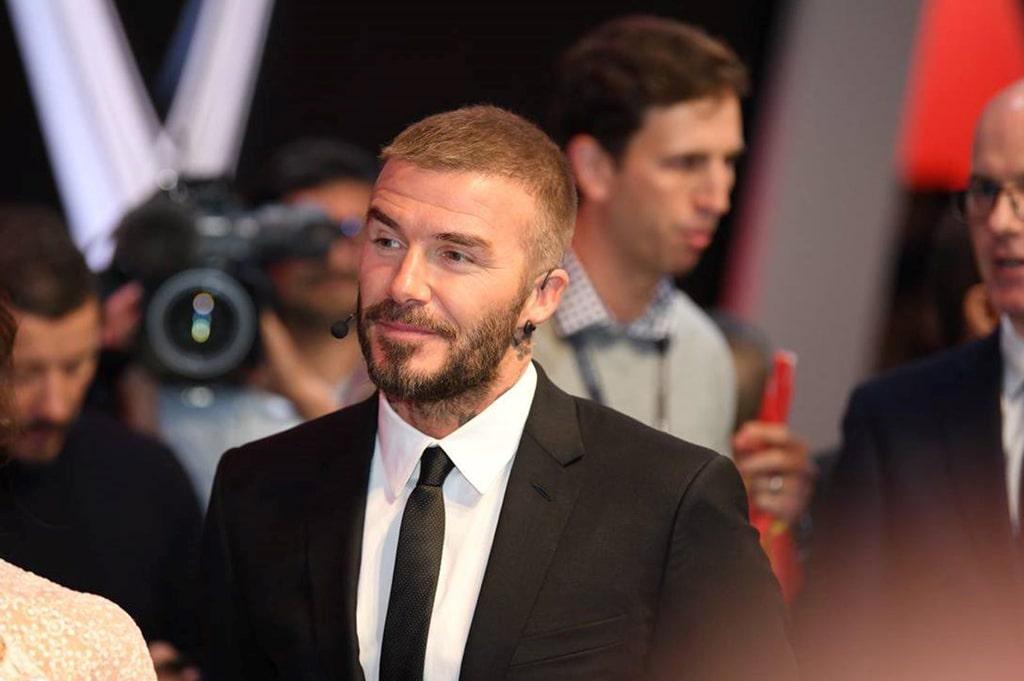 David Beckham - Đại sứ thương hiệu Vinfast