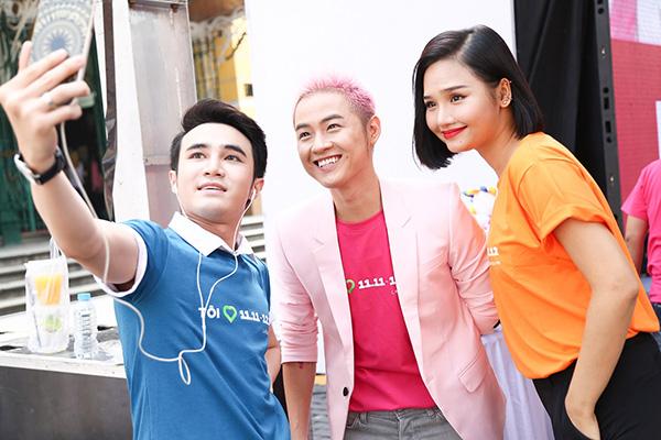 Bộ 3 Huỳnh Lập - Thanh Duy - Miu Lê trở thành đại sứ quảng cáo lazada