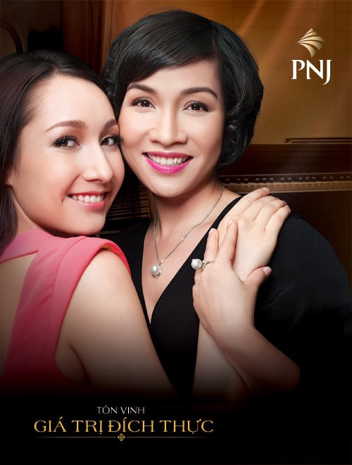 """Nhìn vào các đại sứ thương hiệu PNJ: """"Chị đại"""" ngành trang sức đây chứ đâu"""