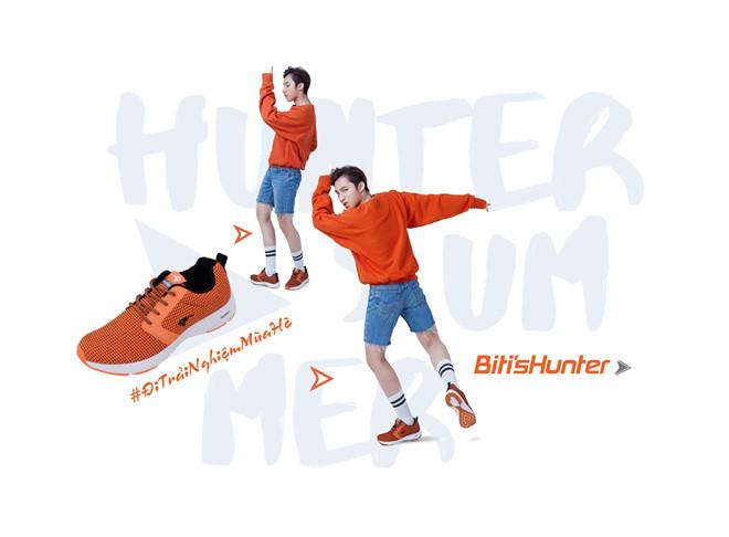 ĐI trải nghiệm mùa hè cùng Bitis Hunter
