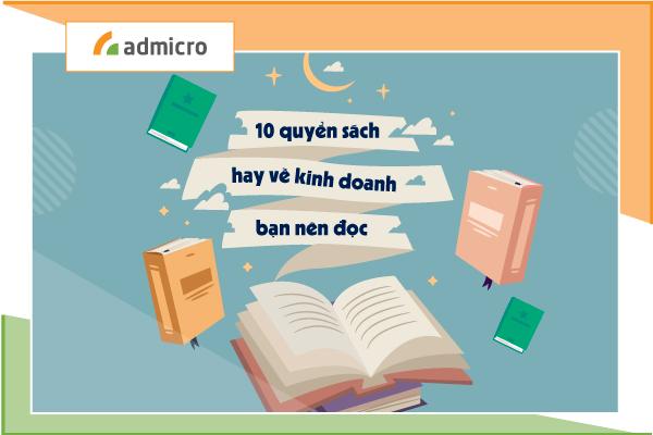 sách hay về kinh doanh nên đọc