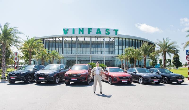 """VinFast: """"Ngôi sao mới"""" của ngành công nghiệp ô tô thế giới"""