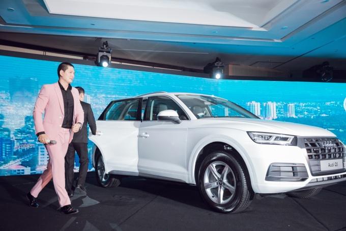 Đại sứ thương hiệu Audi: Những gương mặt vàng xứng tầm đẳng cấp