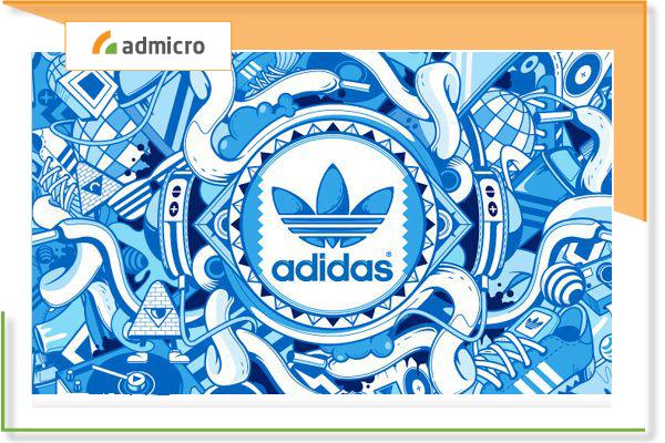 đại sứ thương hiệu Adidas