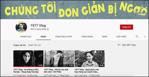 1977 Vlog là ai