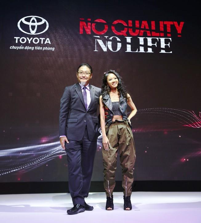 Đại sứ quảng cáo Toyota