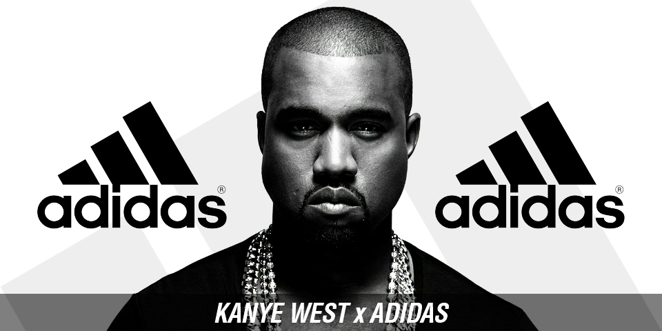 Màn hợp tác huyền thoại của rapper Kanye West trở thành đại sứ thương hiệu Adidas