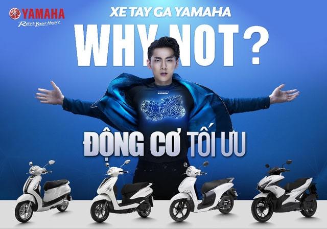 Isaac - Đại sứ thương hiệu Yamaha