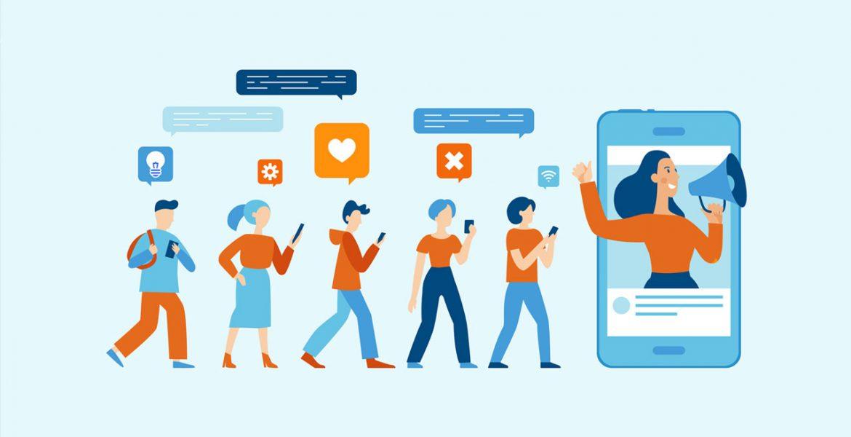 influencer tạo nên sự thành coogn của digital branding