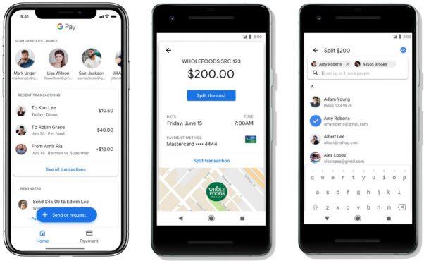 Cách thiết lập và sử dụng Google Pay Send