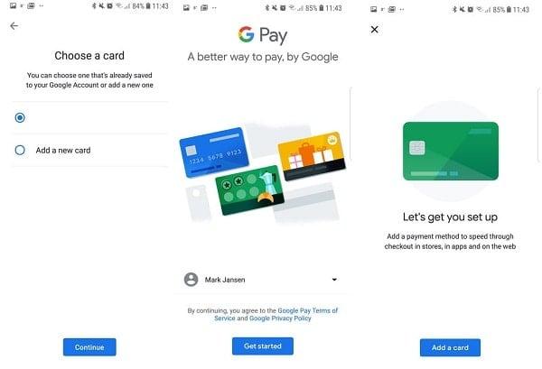 Cách thiết lập và sử dụng Google Pay