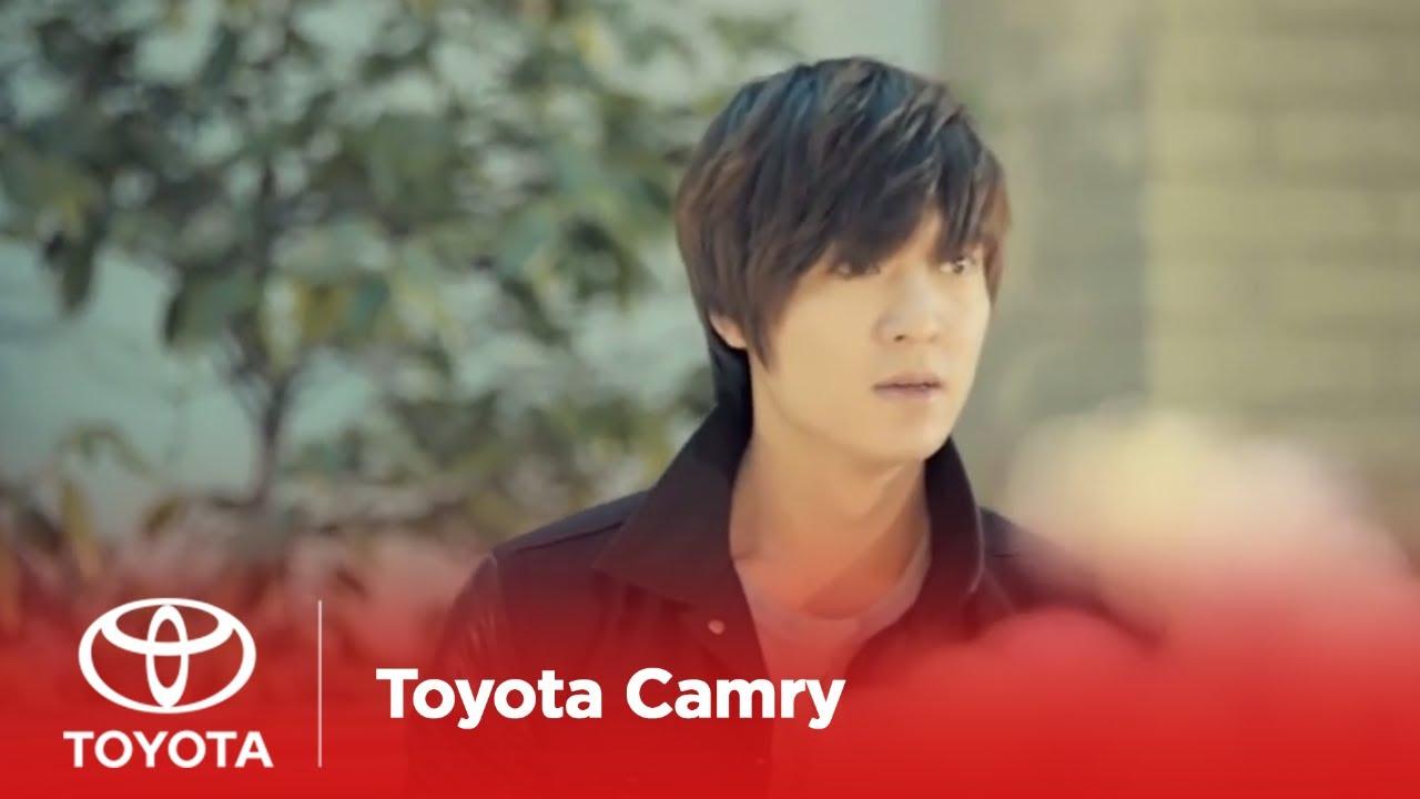 Đại sứ quảng cáo Toyota 02