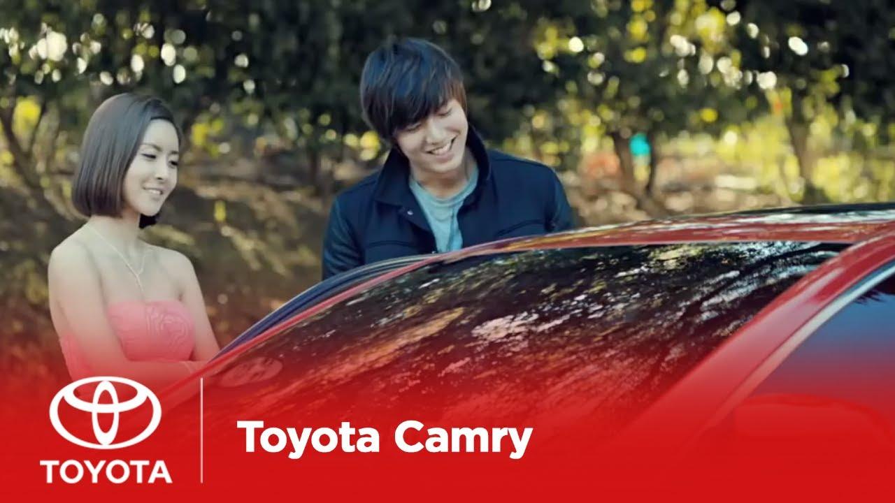 Đại sứ quảng cáo Toyota 1