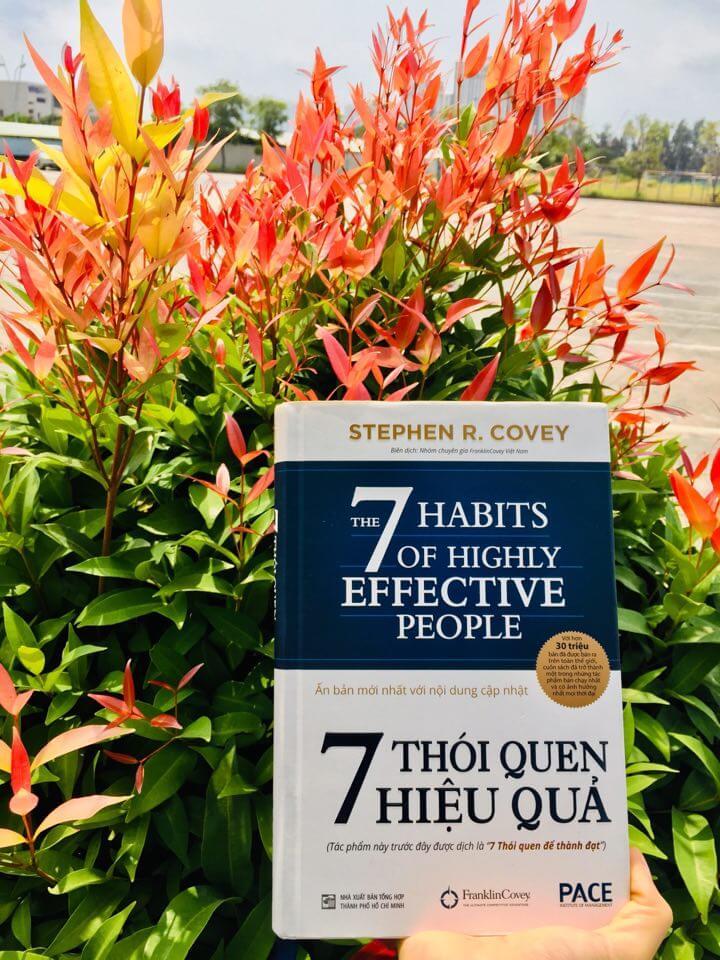 7 thói quen để thành đạt – Stephen R. Covey