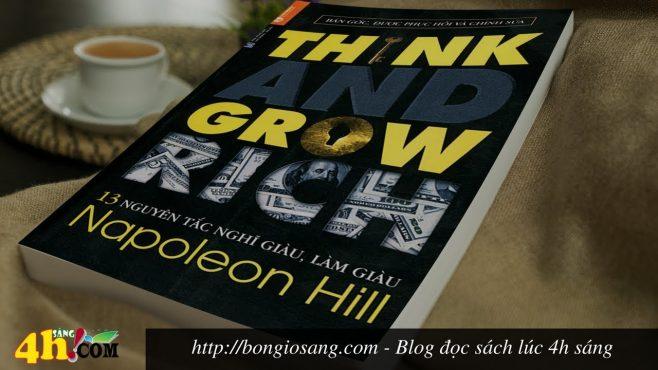 Nghĩ giàu và làm giàu – Napoleon Hill