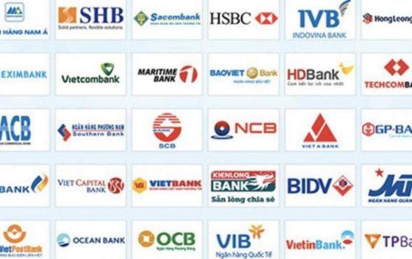 Một số ngân hàng sử dụng thẻ Napas tại Việt Nam