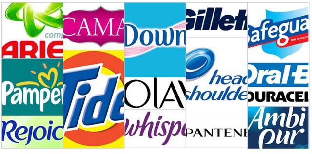 So sánh các nhãn hàng của Unilever vs P&G Việt Nam