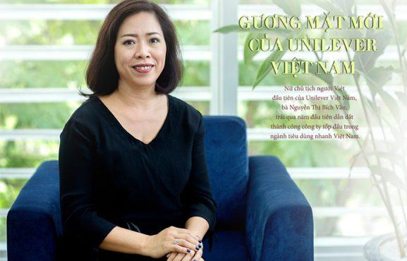 Ban lãnh đạo unilever Việt Nam