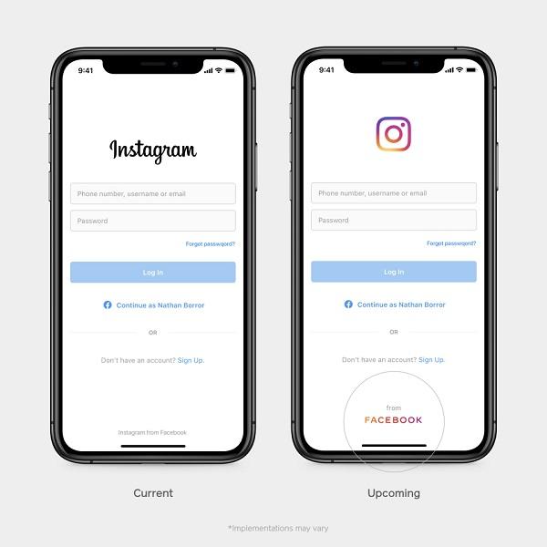 bộ nhận diện thương hiệu facebook