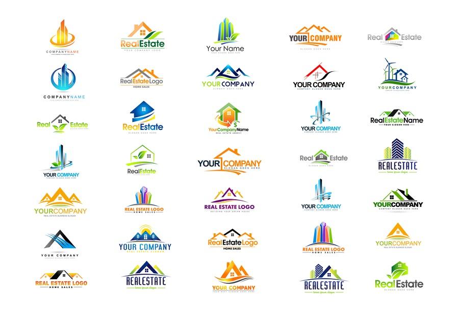 Logo đẹp ngành bất động sản