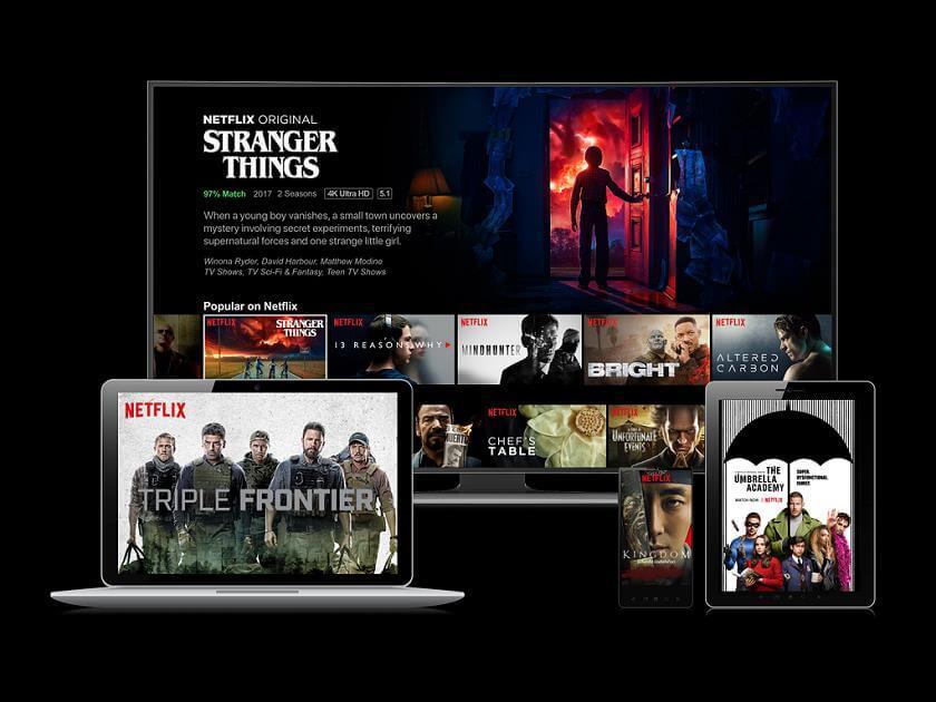 Làm thế nào để xem nội dung trên Netflix.