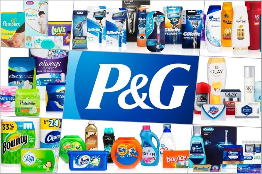 P&G là gì? Các sản phẩm của P&G tại Việt Nam