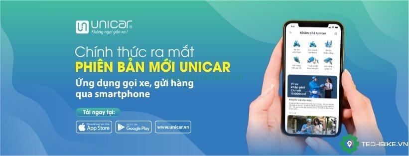 Ứng dụng Unicar là gì