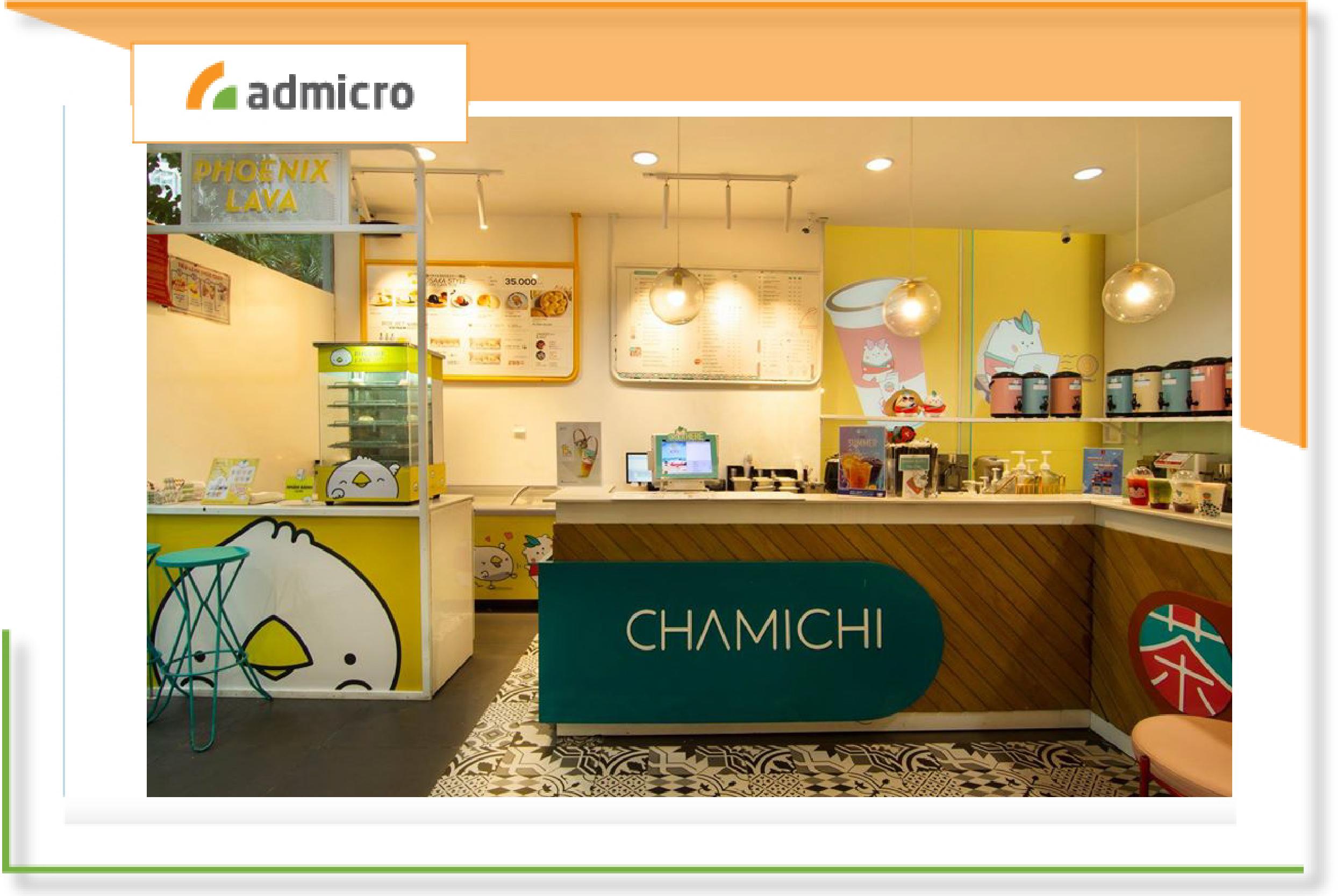 Chiến lược marketing của trà sữa chamichi