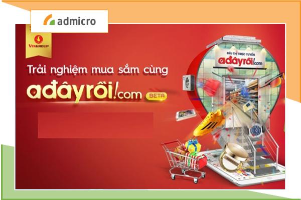 Chiến lược marketing của adayroi