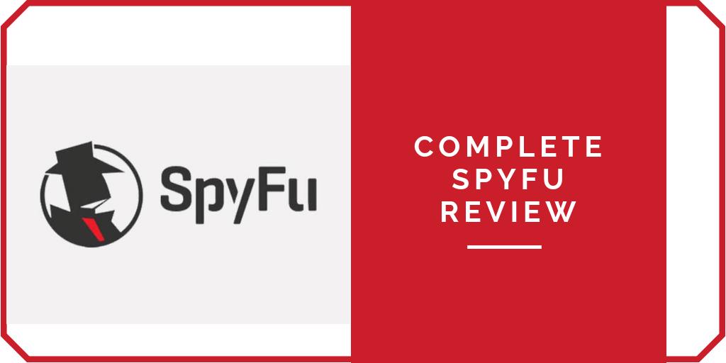SpyFu – Công cụ kiểm tra từ khoá và các bài quảng cáo