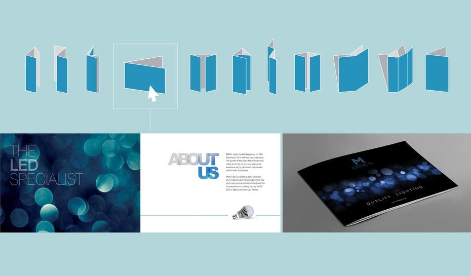 Brochure và Flyer