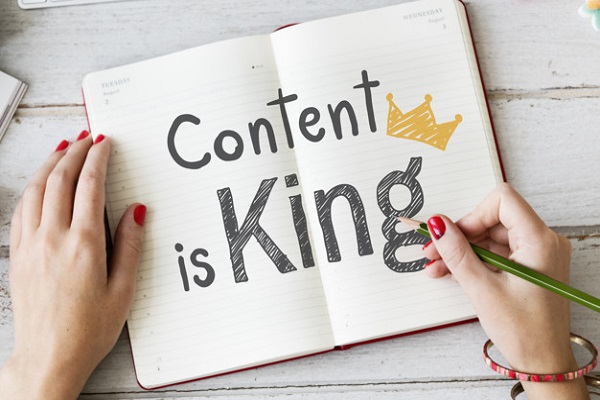 Vai trò của chất lượng nội dung trên webiste ảnh hưởng đến time on site là gì?