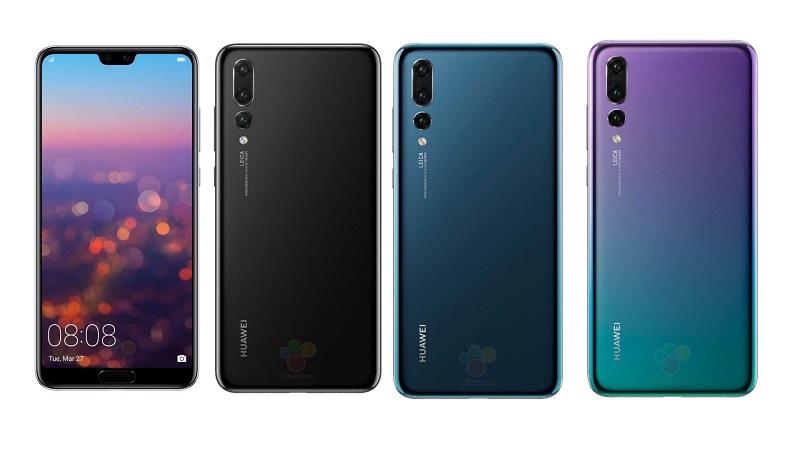 Flagship Huawei P20 Pro