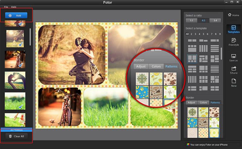 Fotor - 10 phần mềm chỉnh sửa ảnh trên máy tính miễn phí