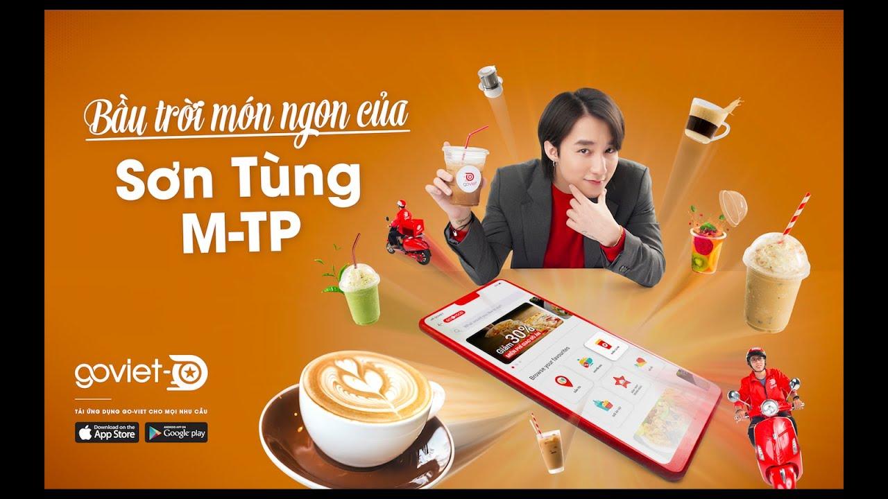 GoViet hợp tác cùng Sơn Tùng M-TP
