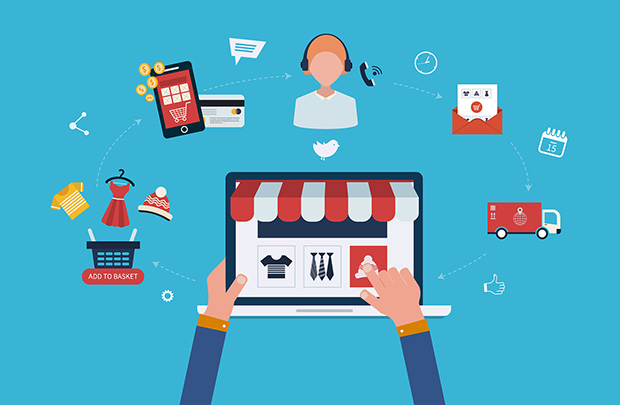 Quảng bá, tiếp thị thương hiệu, sản phẩm qua nhiều kênh bán hàng khác nhau
